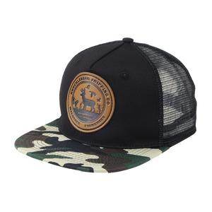 ae835bcf463ef black foam trucker hat mesh custom logo