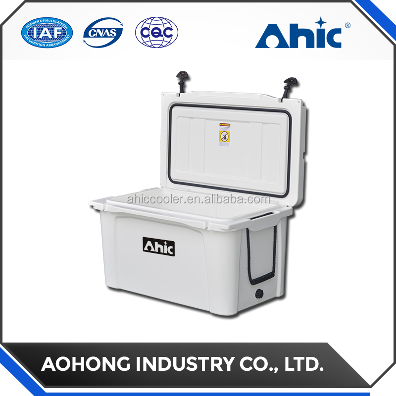 Fresh Food Logistics Cold Chain Transport Plastic Cooler Box Hot food transportation boxes