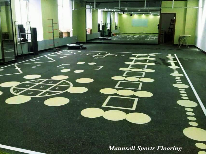 Pavimento in gomma per palestra in gomma palestra pavimento