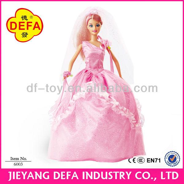 Hermosa muñeca ropa para niña muñecas/muñecos para niños/vestido de ...