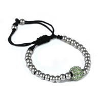 Personalized Stainless Steel Beads Really Cheap Bulk Jewelry