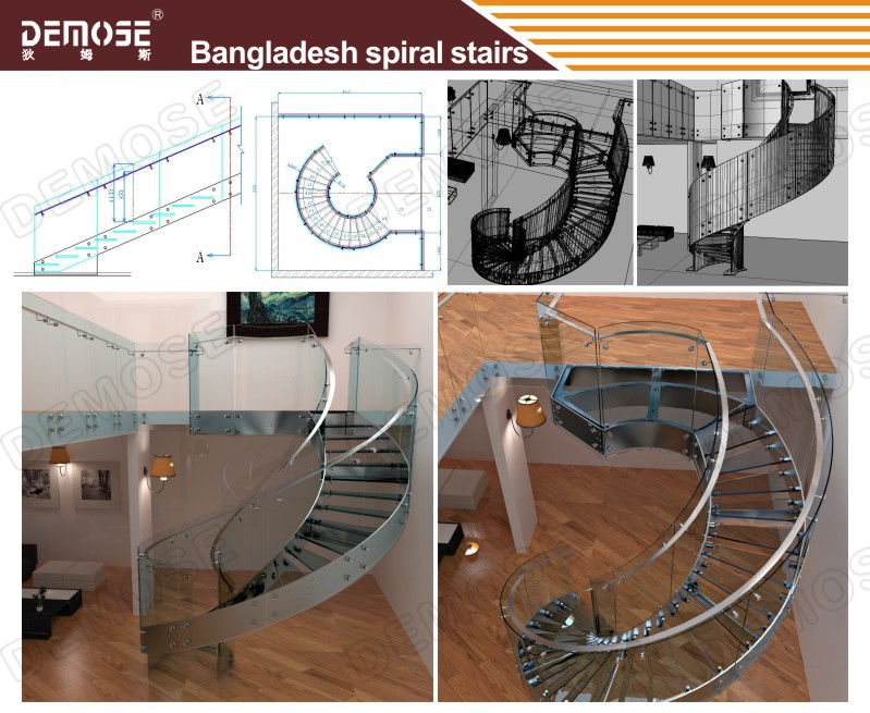 Prefabricated Staircase Parts For Sale