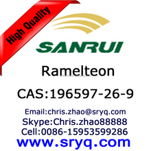 API for insomnia Ramelteon, High quality cas 196597-26-9 Ramelteon