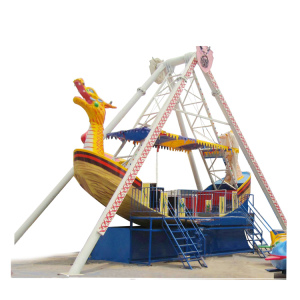 Hot New Kids Equipment 2018 Earn Money Amusement Rides Pirate Ship For Sale