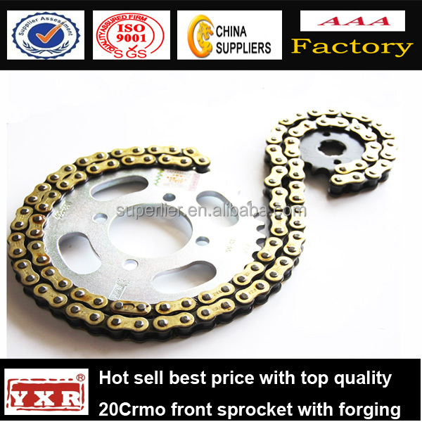 bicycle front sprocket,motorcycle chain 428,motorcycle sprocket size