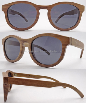 Bsyj-587 Rx-able Walnut Sunglasses 2016 Women Spring Hinge Wood ...