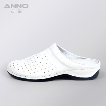 Werkschoenen Verpleging.Witte Klompen Lederen Veiligheid Verpleging Schoenen Voor