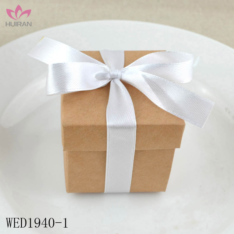 Vingate Kraft Paper Party Supplies Gifts Packaging Paper Candy Box