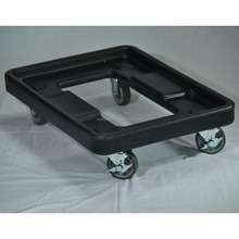 Trolley insulated front food pan carrier trolley cart kitchen food trolley