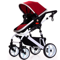 CE approved best quality baby pushchair wholesale 3 in 1 baby stroller baby carrier pram