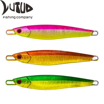 Saltwater Fishing Knife Lures Jig Japan Lead Fishing Tackle Jigging Lures -  Buy Fishing Lures Jig,Fishing Tackle Lure,Fishing Tackle Lure Product on
