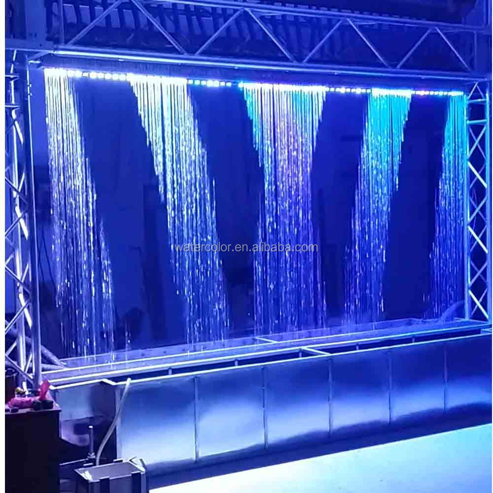 Digital Product Digital Fountain Graphic Water Curtain - Buy Graphic Water Curtain,Digital Water ...