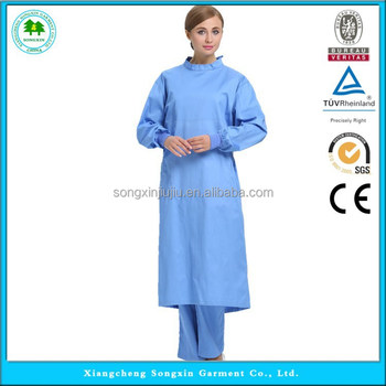 Wholesale operating room gowns, OEM operaring theatre gown, surgical ...