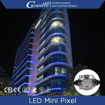 Led Light Outdoor Music Control Dmx Rgb Led Pixel Matrix Light ...