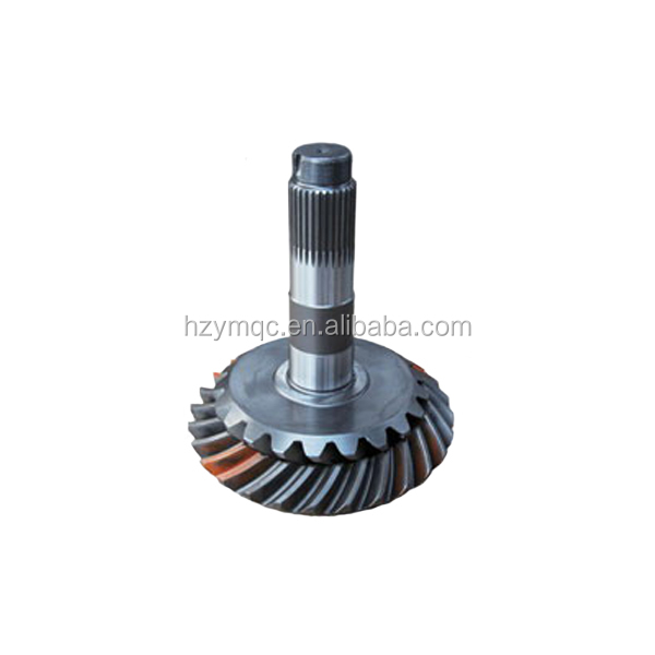 High quality helical cutter head with bevel gear made in china