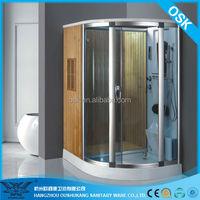 infrared sauna room with shower function OSK-8916