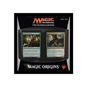Magic the Gathering 2 Player Clash Pack Magic Origins