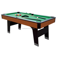 8 ball pool table for indoor