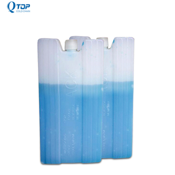 china manufacturer Mini ice brick cooler box ice pack used in cooler bags for outdoor