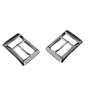 Handmade Pure Titanium Belt Alloy Buckles For Men And Women