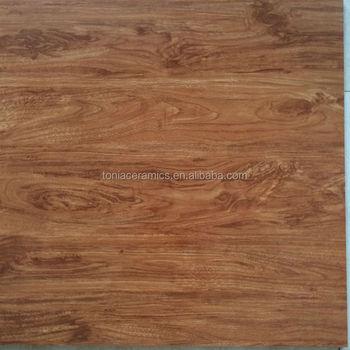 Foshan Floor Tile Price Metal Rustic Tile Wood Design Floor Tile