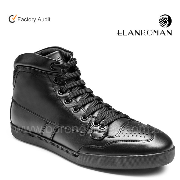 hotsales mens sneaker shoes leather Men fashion Bqxtw1EnTF