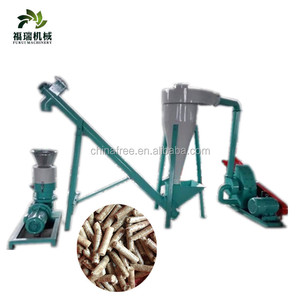 The best performance chicken manure pellet machine/wooden pellet machine