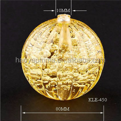 Plexiglass Transparent Plastic Bubble Acrylic Crystal Ball