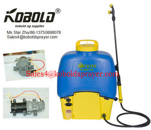 CE certificated kobold battery pump sprayer