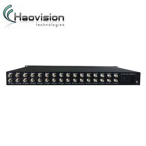 BISS decryption satellite receiver 16 dvb-s/s2 to ip gateway for iptv/ott  solution