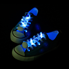 party favor and gifts CE ROHS LED shoelace nylon for kids