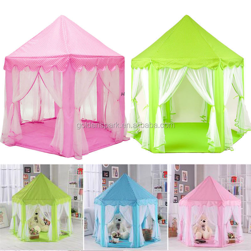 top fashion e62c8 2ff7a Girls Pink Princess Castle Cute Playhouse Children Kids Play Tent Outdoor  Toys - Buy Kid Unique Outdoor Toys,Kids Set Camping Tent Toy,Children Kids  ...