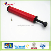 high quality inflator balloon pump exercise stability ball with pump