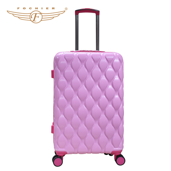 Big volume royal hard case kids trolley luggage