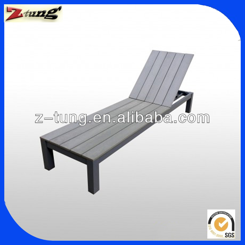 ZT-4034L polywood seaside chaise lounge
