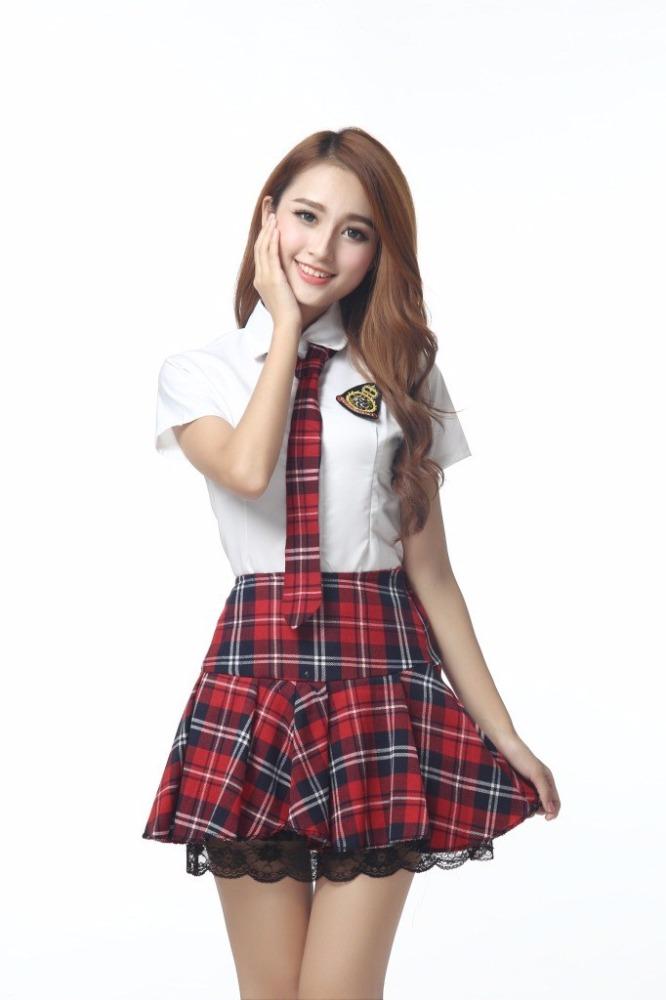 Фото корейских девушек в школьной форме фото 435-617