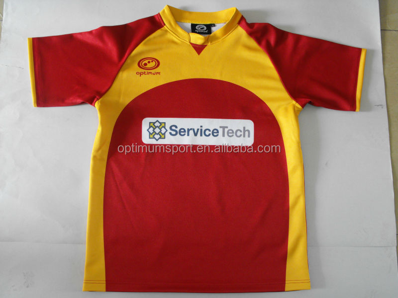 long history manufacturer for rugby jerseys