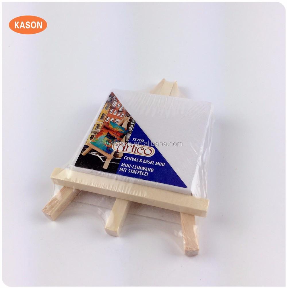 Wholesale 7 7cm Mini Canvas Easel Stand Buy Easel Mini