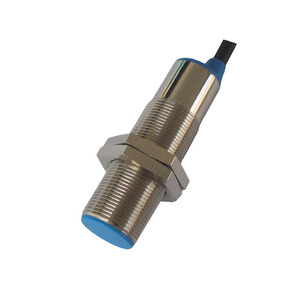 M18 DC 2 Wire Metal Iron Detect Position Inductive Proximity Switch Sensor 5Vdc/12V/24VDC IP67 Waterproof (IBEST)