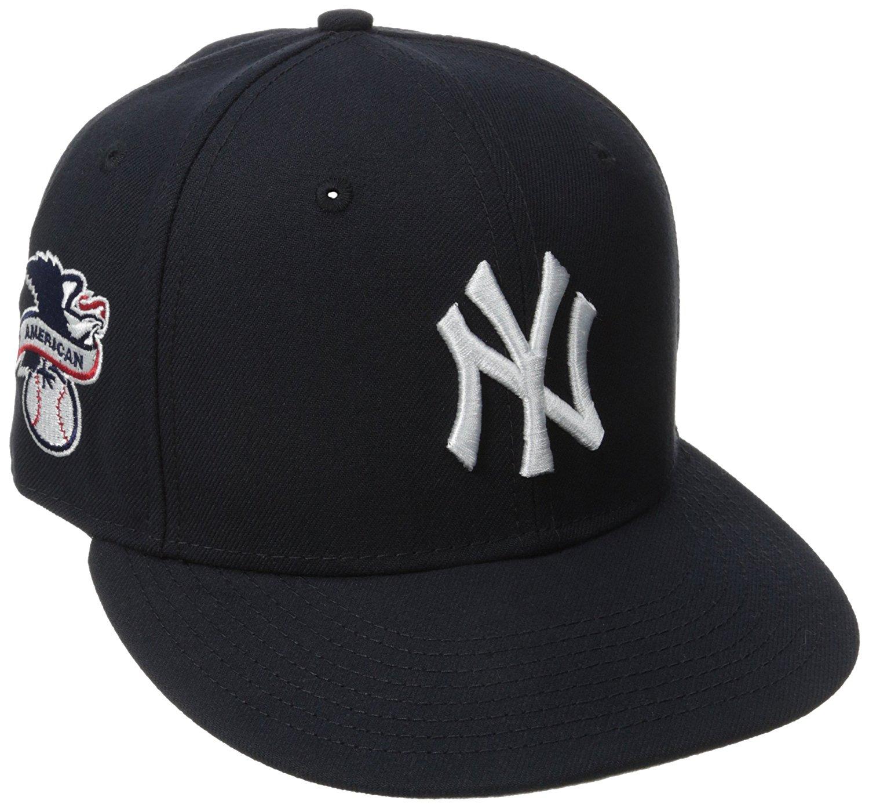 2462503694019 ... purchase get quotations new era new york yankees baycik mens snapback  hat cap navy white 10581383