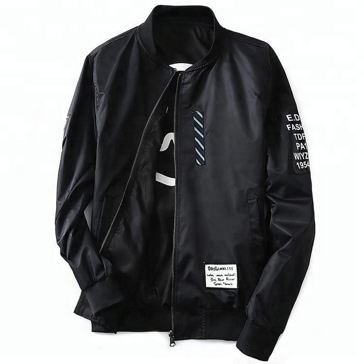 9feb97df5 China custom bomber jackets wholesale 🇨🇳 - Alibaba