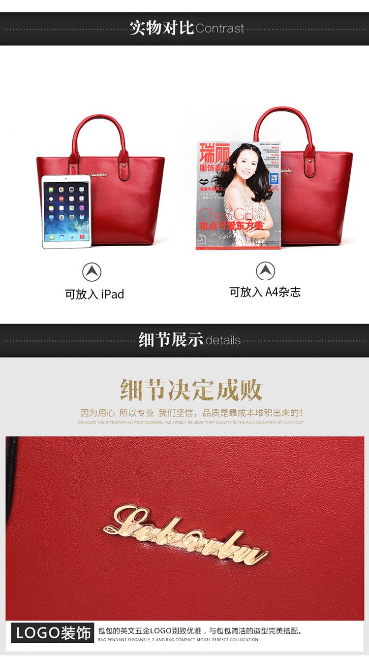 1680f3cc21b0 MYW29 Fashion Handbag for Women Designer lady tote bags Bulk China Factory  set bag 3pcs in