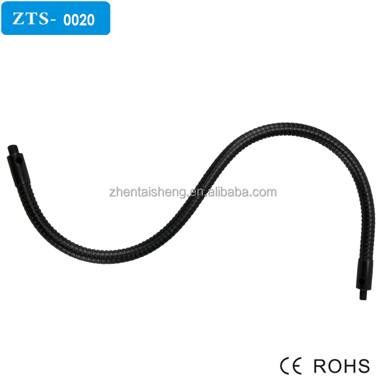 High Quality Gooseneck Lamp Parts Flexible Arm Goose Neck Reading Metal On Alibaba Com