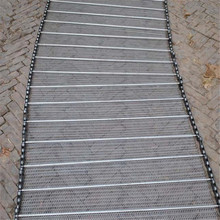 China 304 heat resistant stainless steel wire mesh conveyor chain belt
