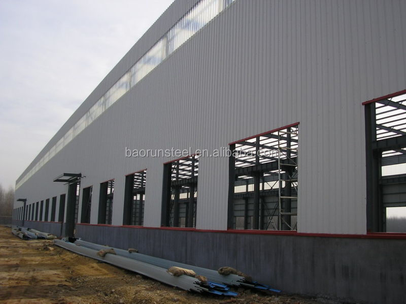 steel structure multi-storey prefabricated building
