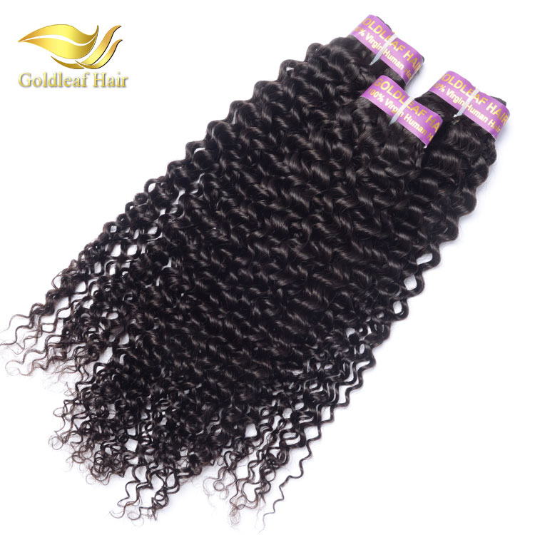 wholesale 100% virgin peruvian hair full cuticle naturally curly hair bundles