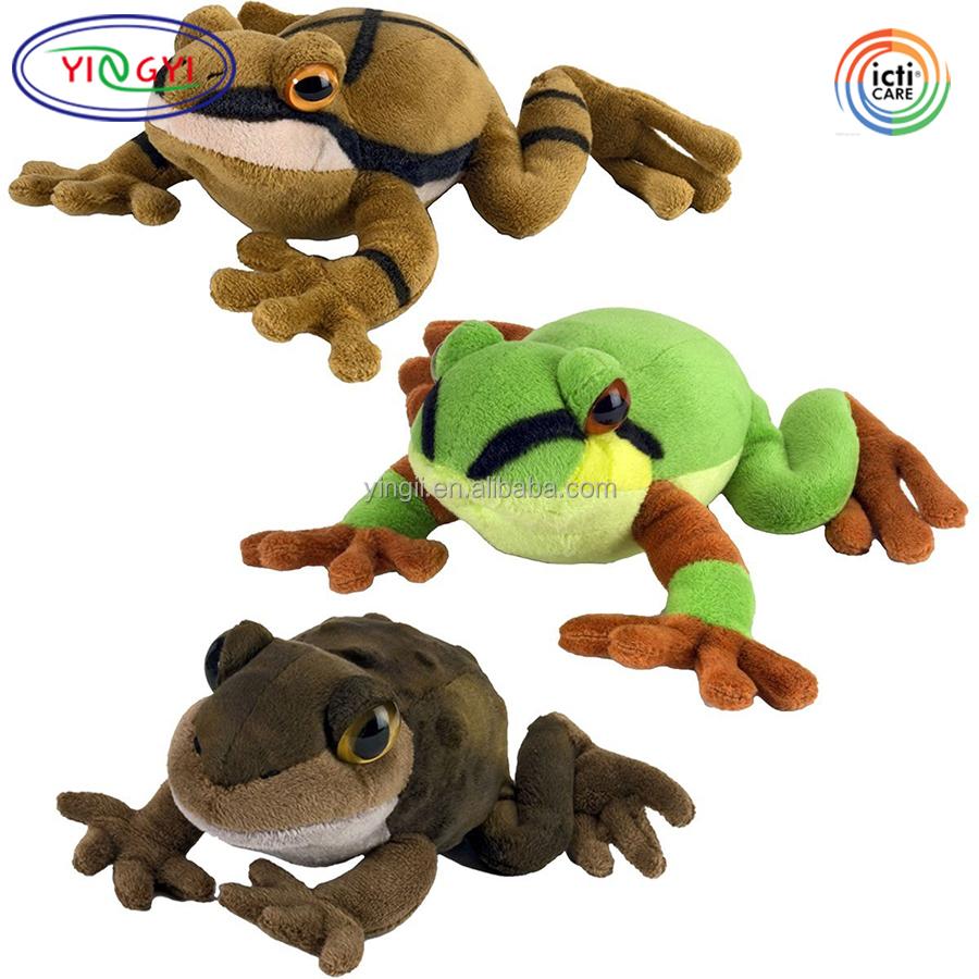 F431 Girls Boys Frog Toad Animal Toys With Sound Soft Plush Stuffed Kids  Set Animal Sounds Toys - Buy Animal Sound Toys,Stuffed Kids Set Animal