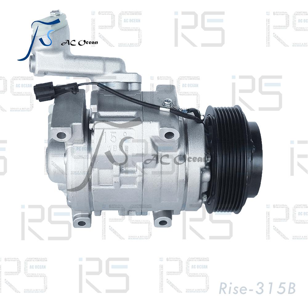 10sr15c Car Air Conditioning Compressor For Honda Accord Crv Mk3 Kompresor All New Jazz Ori 38810r06g01