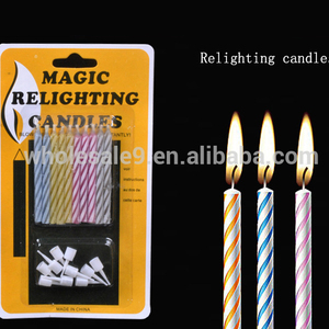 Magic Relighting Candles Suppliers And Manufacturers At Alibaba