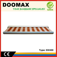 DX400 PC Plastic Window Awning